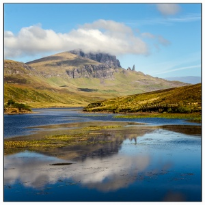 Old Man of Storr by David Ireland