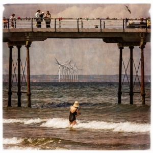 4. Altered Image A Day at The Seaside by David Ireland winner of the Ringrose Cup