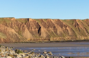 Jurassic Cliffs by Dave Lyon