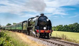 Southern Express Pint by Pete Boyes